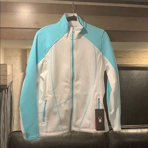 Spyder white Jacket